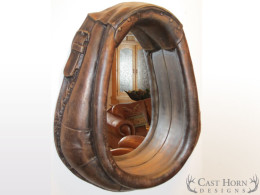 Horse Collar Mirror