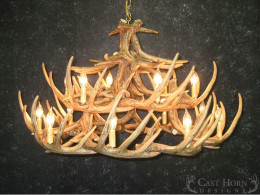 8a-W24A-Whitetail-Deer-Antler-Chandelier