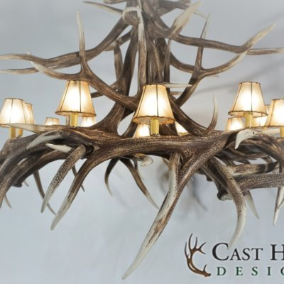 Antler Chandelier Light Shades