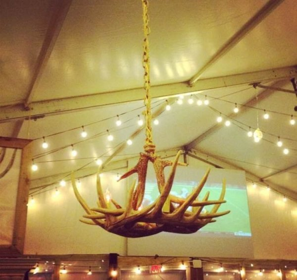Whitetail deer 6 antler chandelier cast horn designs whitetail deer 6 antler chandelier aloadofball Choice Image