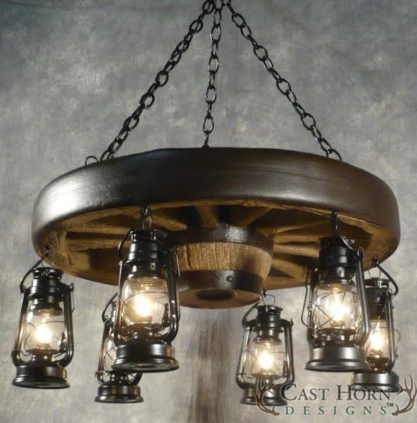 smallwagonlanterns.. 1024x768 wagon wheel chandeliers cast horn designs Connecting a Wire Chandelier at nearapp.co