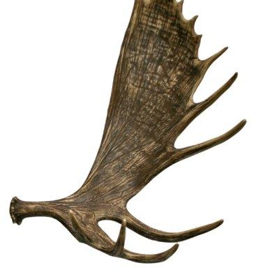 Moose Faux Antler