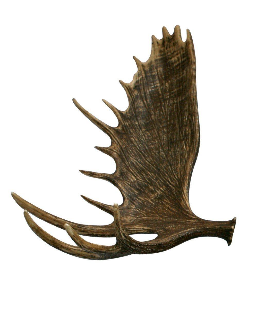 Moose Faux Antler Cast Horn Designs