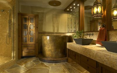 Decorating Your Rustic Bathroom