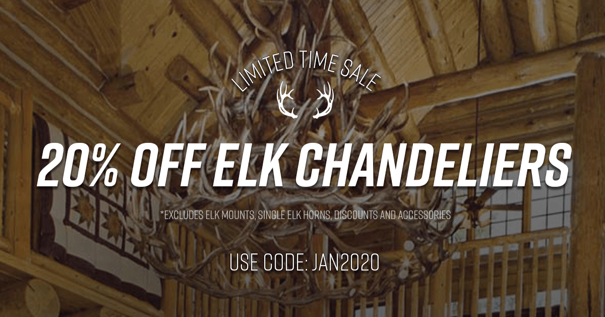 elk chandelier sale